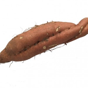 A red sweet Potato