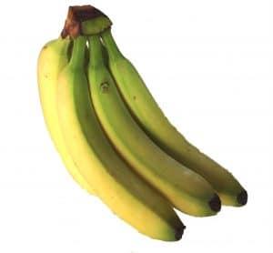 Greeny Yellow Bananas