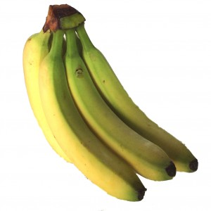 Greeny Yellow Bananas