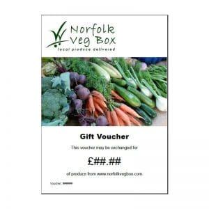 A sample gift voucher