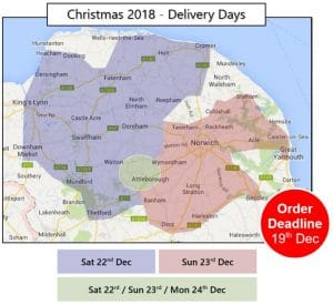Christmas Deliveries 2018